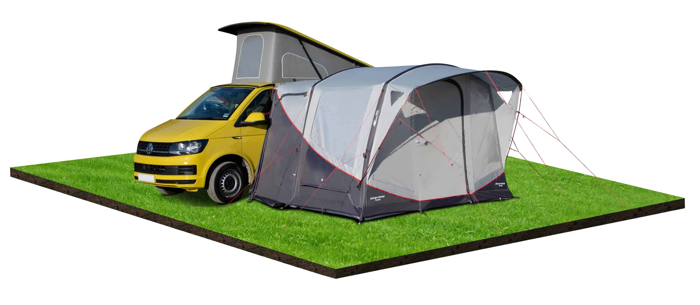 Vango Tolga Awning Shadow Grey