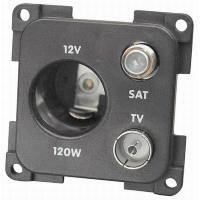 CBE 12v (auto) + TV + Sat
