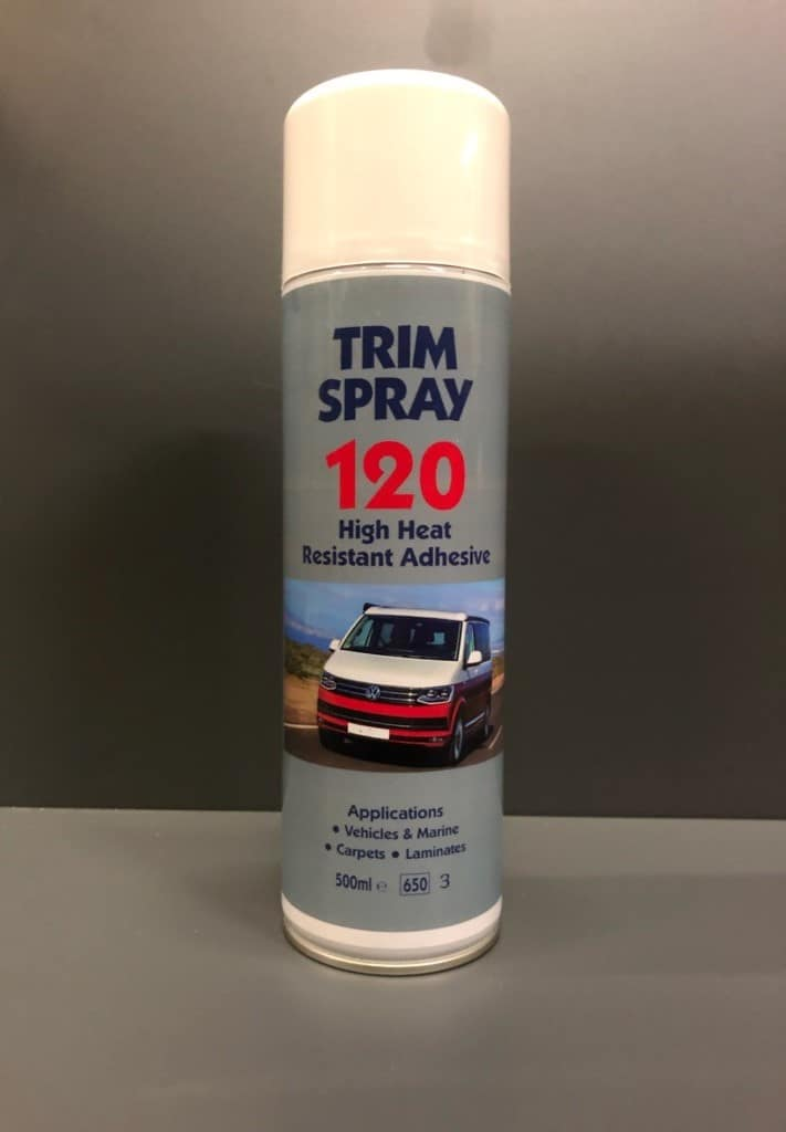 High Temperature Spray Adhesive